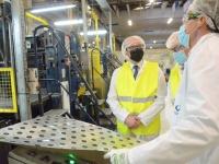 500 millions de capsules/bouteilles sortent des ateliers d'AMCOR Chalon