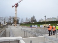 8 millions d'euros mobilisés pour les travaux de modernisation de la station d'épuration de SaôneOr
