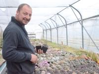 Marc Brendel et ses succulentes ouvrent leurs portes ce week-end