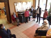 VACCINATION - Une séance quasi à domicile pour des habitants de Mercurey