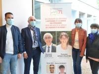 """DEPARTEMENTALES - CHALON1 - """"Le 27 juin, choisissez des candidats qui défendent l'autonomie et la dignité des personnes"""" appellent Françoise Verjux-Pelletier et Raymond Gonthier"""