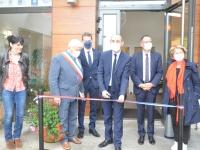 A Saint Léger sur Dheune, la commune accueille désormais une Maison France Services