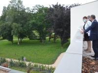 Le succès de la résidence seniors aux Aubépins fait le bonheur des résidents et de l'OPAC de Saône et Loire