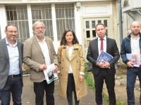 Coop Habitat Bourgogne met fin à une dent creuse historique au coeur de Chalon sur Saône