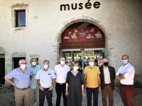REGIONALES - Marie-Guite Dufay présente ses engagementsen faveur du tourisme, du patrimoine et de la culture