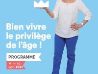 SEMAINE BLEUE - La Maison des Seniors de Chalon propose des animations du 4 au 8 octobre