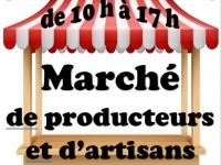Saint-Loup de Varennes vous attend ce samedi pour son marché de producteurs et d'artisans