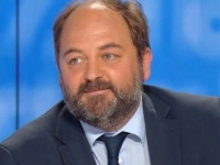 """REGIONALES - """"Le seul vote utile dimanche prochain, c'est Denis Thuriot. """" pour le député de Saône et Loire, Raphaël Gauvain"""