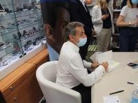 Nicolas Sarkozy condamné à trois ans de prison dont un ferme