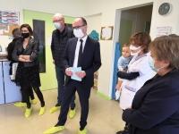 La CAF de Saône et Loire finance des masques transparents pour les crèches et les Maisons d'assistants maternels