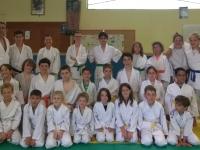Stage Judo/sport co pour le Club de Saint Rémy