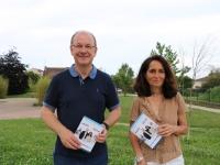 DEPARTEMENTALES - CHALON 3 - Aux côtés de Françoise Vaillant, Vincent Bergeret entend poursuivre la dynamique du mandat qui se termine