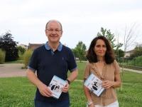 DEPARTEMENTALES - CHALON 3 - Vincent Bergeret réélu, Françoise Vaillant élue