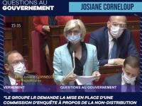 Josiane Corneloup, députée de Saône et Loire, demande une commission d'enquête parlementaire sur le fiasco de la distribution du matériel électoral