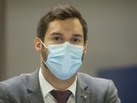 Julien Odoul (Rassemblement National) a écrit à Frédérique Vidal, au sujet de la situation des étudiants de médecine