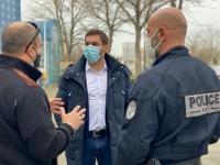 """REGIONALES - Julien Odoul (Rassemblement National) appelle """"à une région qui soutient les forces de l'ordre"""""""