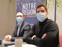 CONSEIL REGIONAL - Julien Odoul (RN) vient jouer sur le terrain de jeu à Gilles Platret et décoche ....