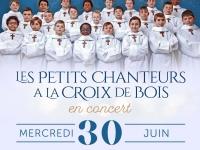 Les Petits Chanteurs à la Croix de Bois en concert à Chalon sur Saône