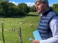 Gilles Platret réagit à l'abattage du loup dans la Région de Cluny