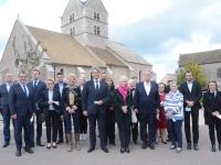 REGIONALES - Gilles Platret a levé le voile sur la liste des 22 candidats pour la Saône et Loire