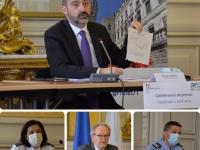 CONFINEMENT : Julien Charles, Préfet de Saône et Loire,  demande «un effort collectif et du civisme pour faire face à la 3ème vague»