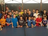 Le Saint-Rémy Tennis de Table fait sa rentrée