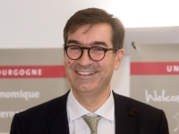 ENSEIGNEMENT SUPÉRIEUR : «L'université de Bourgogne fait preuve d'une ambition et d'un dynamisme qui est assez rare dans le paysage universitaire français», estime Vincent Thomas