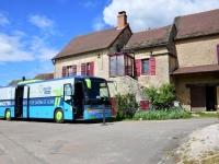 Le Vacci'Bus continue son périple au coeur de la Saône et Loire