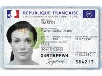 La carte d'identité nouveau format débarque en Saône et Loire