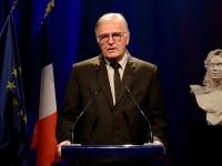 Des voeux de la nouvelle année 3.0 pour Raymond Burdin à Saint-Marcel