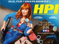 Audrey Fleurot et HPI, la nouvelle série de TF1, pulvérisent la concurrence