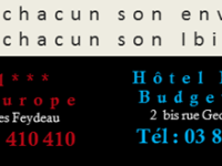 L'Ibis Europe de Chalon sur Saône recrute