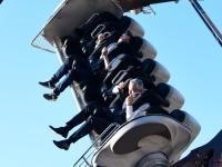 Odysseus, la très renversante et virevoltante 21ème attraction du Parc des Combes a été inaugurée