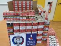 Week-end fructueux pour la brigade des douanes de Dijon avec plus de 99kg de tabac saisis