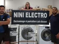 Nini Electro s'élance dans l'électroménager à prix cassés à Chalon sur Saône