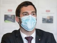 RÉGIONALES : «Libération est en vent de panique», lance Julien Odoul