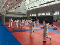 Judo Club Chalonnais  - Retour en kimono au Dojo de la rue de la paix !