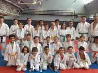 Une trentaine de Judokas en stage d'été