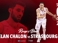 ELAN CHALON vs Strasbourg - Tous les joueurs chalonnais négatifs au COVID.. le match se jouera bien ce samedi soir !