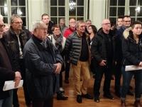 Bonne participation à la réunion annuelle des associations givrotines
