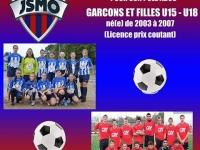 La Jeunesse sportive Montchanin Odra recrute