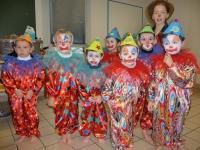 Dimanche, les Saint-Lupéens ont accueilli le Père Noël dans une joyeuse ambiance!