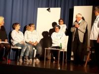 Un pari réussi pour la troupe du théâtre de Varnes avec «Petite journée en HP»!