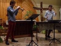 À Saint-Rémy, le talent du Duo B&N a ravi le public !