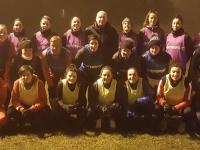 """Le """"kiné"""" des équipes nationales U17 à U23 du Qatar en soutien auprès des seniors féminines de Mellecey-Mercurey"""