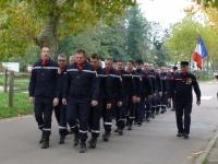 Saint-Loup-de-Varennes a commémoré le 101ème anniversaire de l'armistice de 1918.