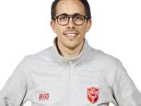 ELAN CHALON - Romain Chenaud, figure historique du club, quitte Chalon pour rejoindre le CSP Limoges