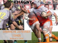 Les Tangos Chalonnais reçoivent Chagny ce dimanche après-midi au Stade Léo Lagrange