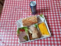 PLAT A EMPORTER - Le restaurant le Villard à Dracy le Fort propose sa formule à emporter à 10 euros