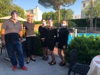L'heure de la reprise est annoncée pour nos restaurants (6) -  Redémarrage sur les chapeaux de roue pour Les Charmilles à Lux